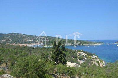VILLA UNDER CONSTRUCTION for sale - KGIONHS GAIOS PAXOS